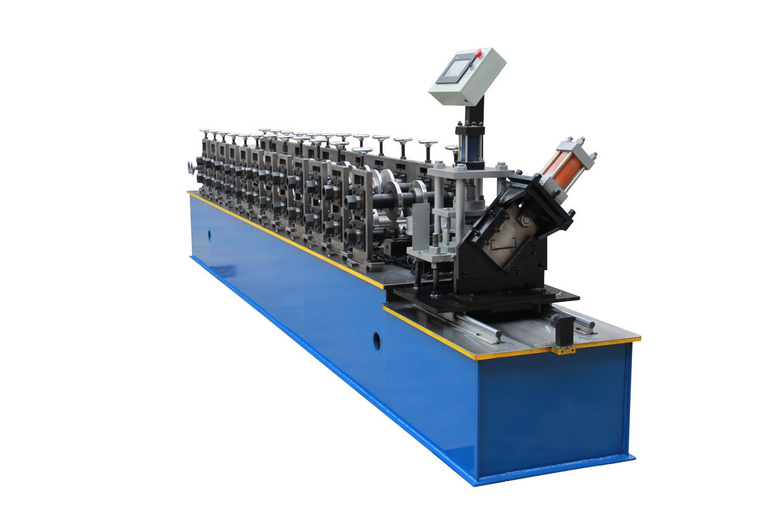 Frame Drywall Stud Roll Forming Machine , Light Steel Keel Roll Forming Machine